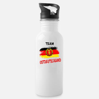 East Team Ostdeutschland / East Germany Gift Germany - Water Bottle