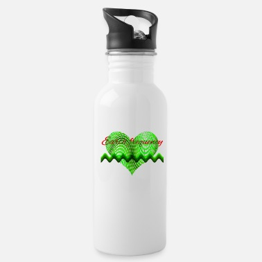 Frequency Earth frequency - Water Bottle