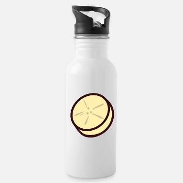 Piece Banana pieces - Water Bottle