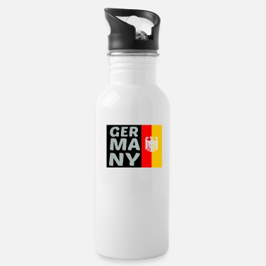Germany germany - Water Bottle