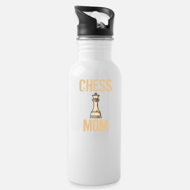 Chess Chess Mom - Water Bottle