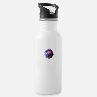 there is no planet b - fridays demo for future - Water Bottle