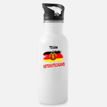 East Germany Team Ostdeutschland / East Germany Gift Germany - Water Bottle