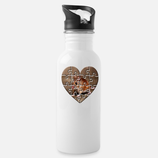 Mouse Mugs & Drinkware - Mouse - Water Bottle white