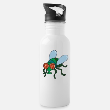 Fly Fly Insect - Water Bottle