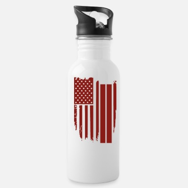 Usa USA USA USA - Water Bottle
