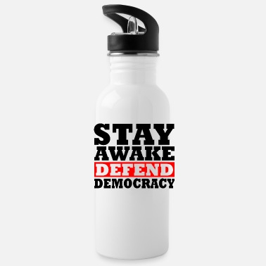 Democracy Democracy - Water Bottle