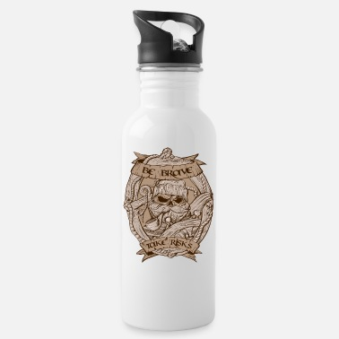 Ghostshif Sailor.Vintage - Water Bottle