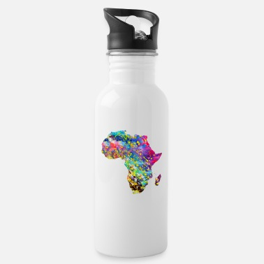 Africa Map Africa map - Water Bottle