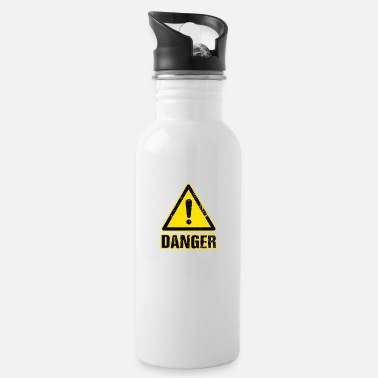 Dangerous Danger - Water Bottle