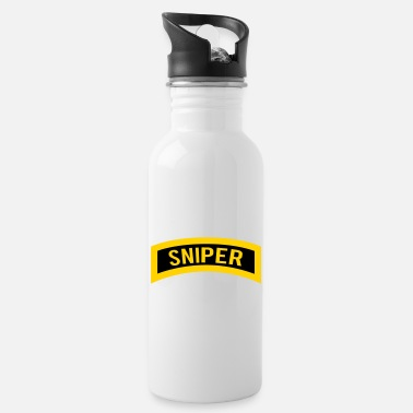 Army Sniper Sniper - Water Bottle