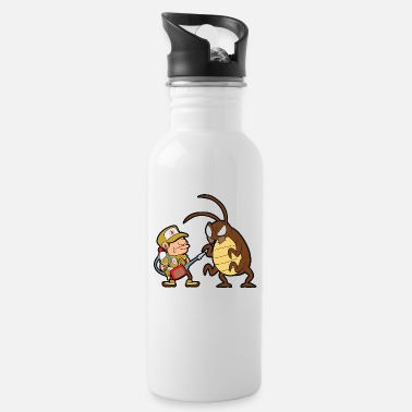 Pesting Pest Control - Water Bottle