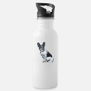 Bulldog French Bulldog. - Water Bottle