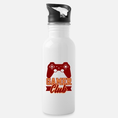Club Gamer Club - Water Bottle