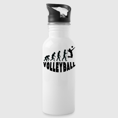 Volleyball Evolution - Water Bottle