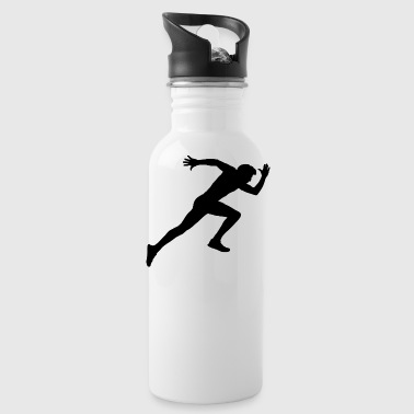 running - Water Bottle