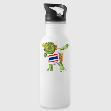 Thailand Dabbing Turtle - Water Bottle
