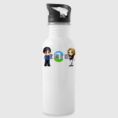 THE LAND OF DEZ DEZ & DACIA - Water Bottle