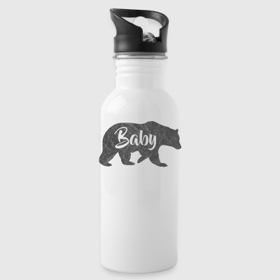 baby baer washed out - Water Bottle