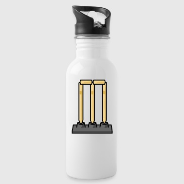 Crickets Wickets - Water Bottle