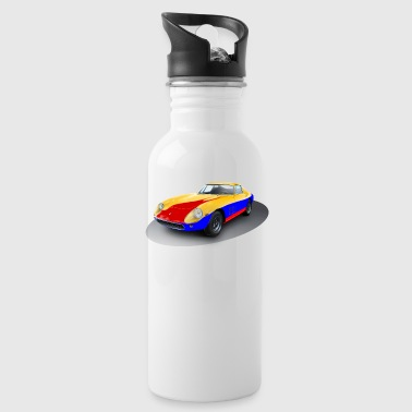 racing car - Water Bottle