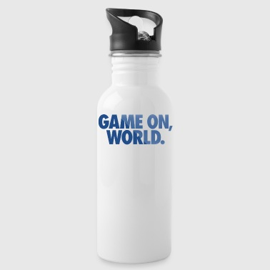 Game On World - Water Bottle