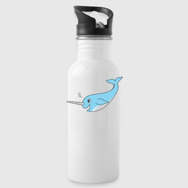 Narwhal - Water Bottle