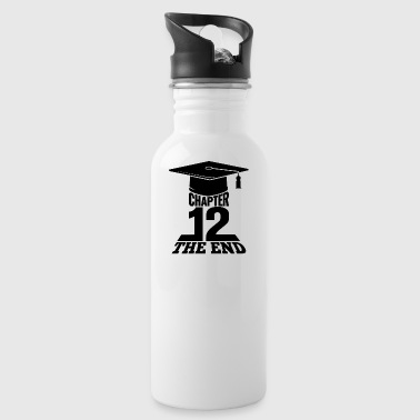High School Graduation Chapter 12 The End - Water Bottle