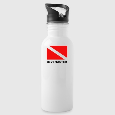 DIVEMASTER - Water Bottle