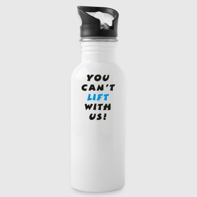Lifting - Water Bottle