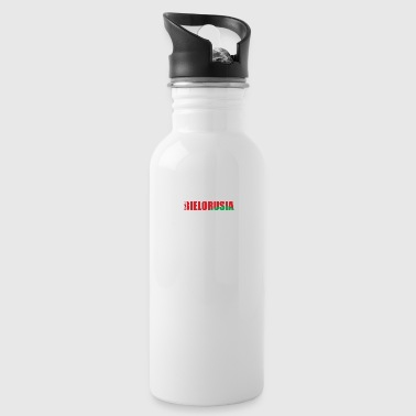 country Bielorusia - Water Bottle