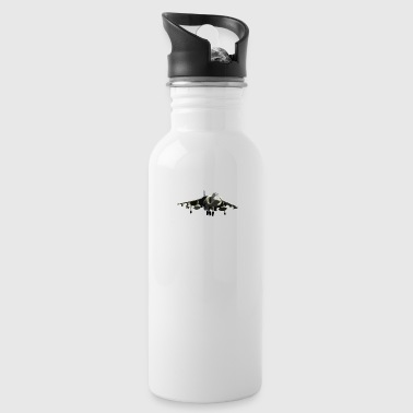 US Army Pilot F18 Airforce - Water Bottle