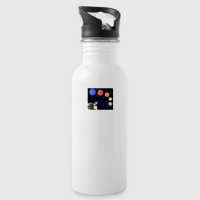 galaxy - Water Bottle