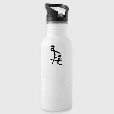 Chinese Blow Job Symbol - Water Bottle
