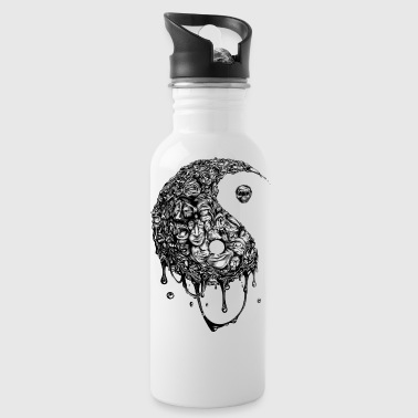 Yin Yang - Water Bottle