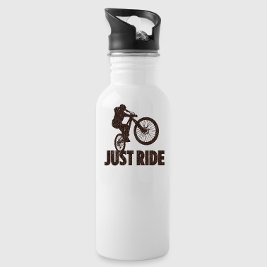 Just Ride - Water Bottle