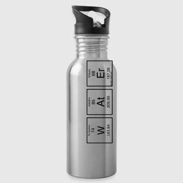 Chemistry Water bottle - periodic table - Water Bottle