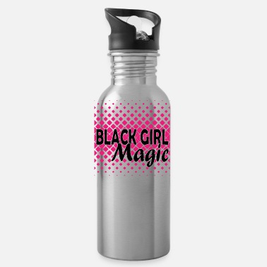 Magic Black Girl Magic - Water Bottle