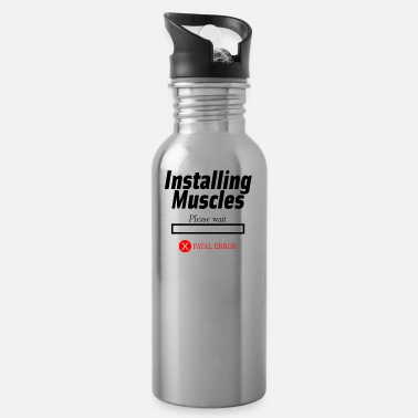 Installing Muscles - Water Bottle