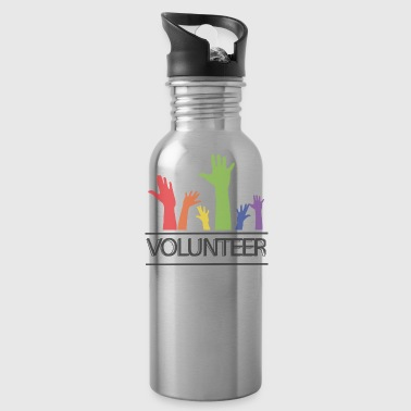 volunteer - Water Bottle