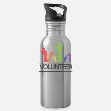 Volunteer volunteer - Water Bottle