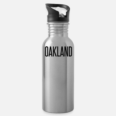 Oakland oakland - Water Bottle