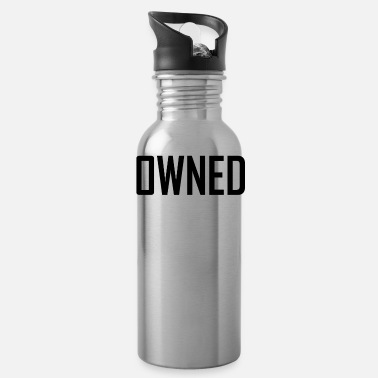 Owned owned - Water Bottle