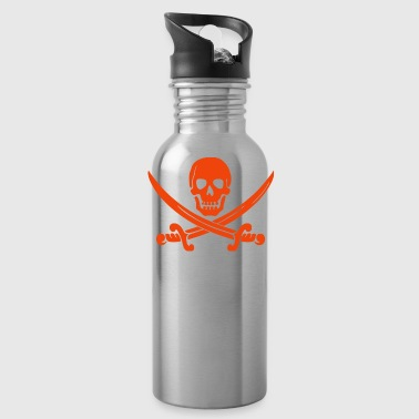 Pirate Skull Pirate Skull - Water Bottle