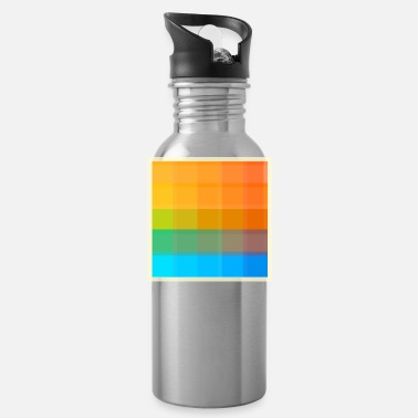 Discovery orange discovery - Water Bottle