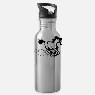 Gallop Galloping horse - Water Bottle
