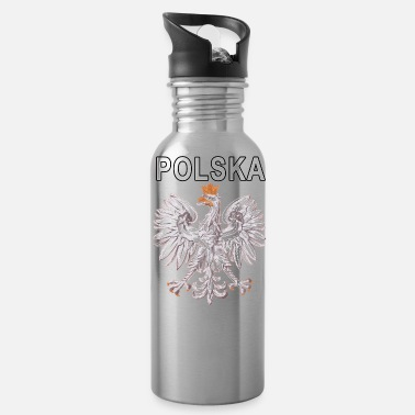 Polska Polska National Eagle Deluxe Polish - Water Bottle
