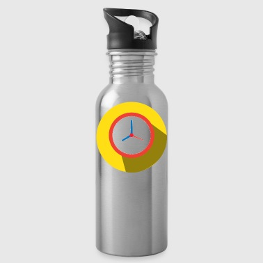 Clock Clock - Water Bottle
