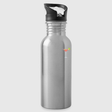 Martini Date gift for Martini Lovers - Water Bottle
