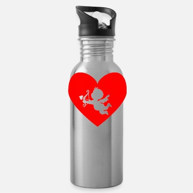 Cupid cupid - Water Bottle